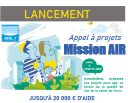 Illustration Actu Lancement AaP Mission AIR